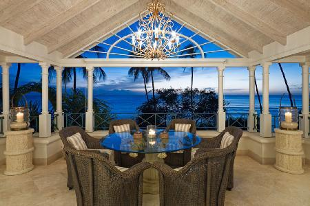 Schooner Bay 307 - The Lookout - Superb beachfront villa on 2 floors with spa pool and BBQ - Image 1 - Speightstown - rentals
