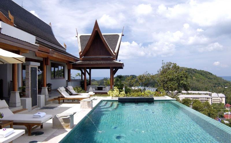 Surin Villa 416 - 5 Beds - Phuket - Image 1 - Surin Beach - rentals