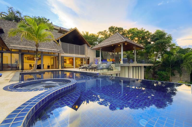 Kalim Beach Villa 454 - 6 Beds - Phuket - Image 1 - Kamala - rentals