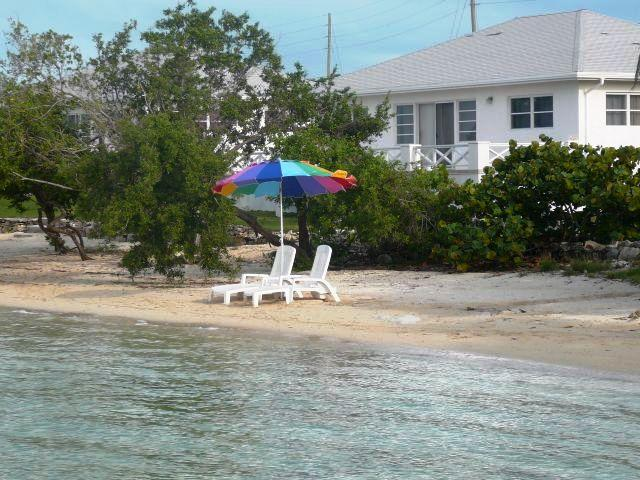 View from the water - BEACHFRONT Exuma Vacation Rentals - Great Exuma - rentals