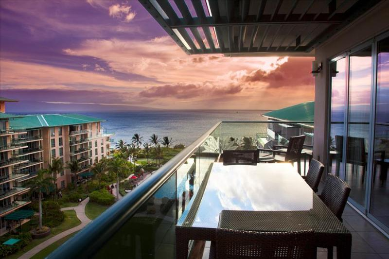 Maui Westside Properties: Hokulani 841 - Great Ocean Views with Wrap Around Lanai! - Image 1 - Ka'anapali - rentals