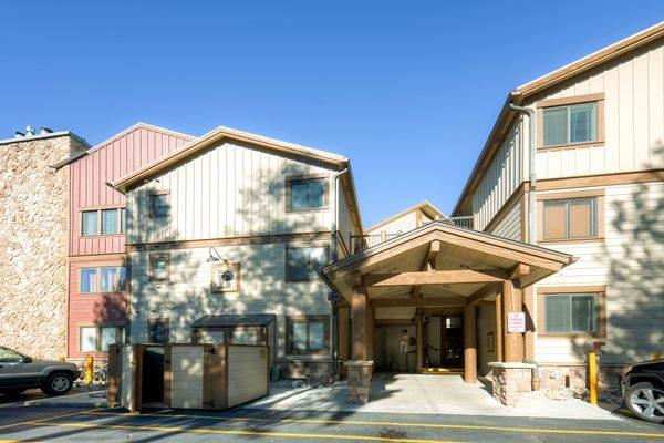 Park Place B103 - Image 1 - Breckenridge - rentals