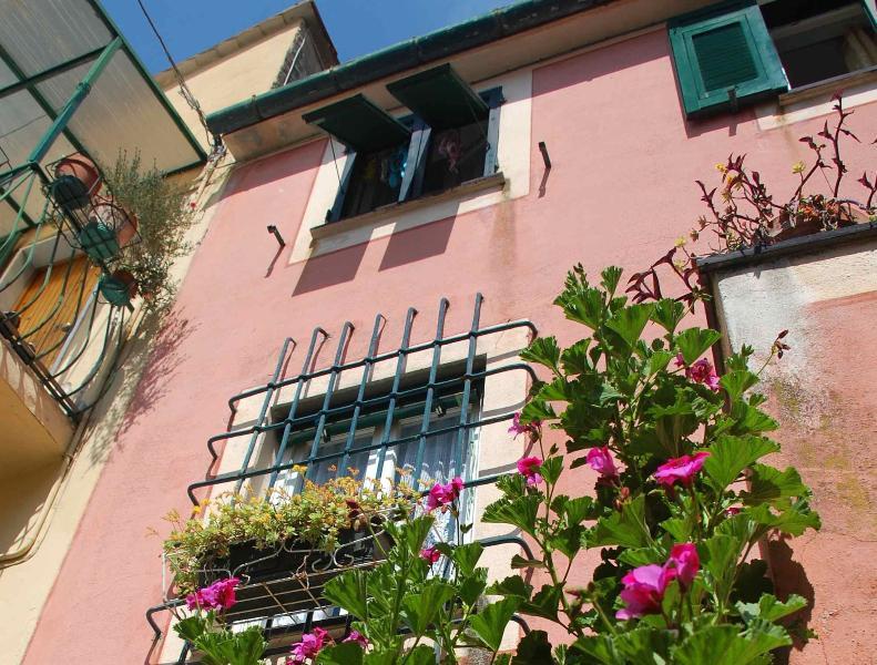 The house at il Poggio (detail) - Cozy 3 story house in Cinque Terre (Bonassola) - Bonassola - rentals