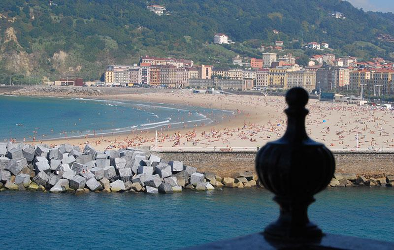 MAITETXU::Old Town. Seaviews. WiFi. Beaches. 5p - Image 1 - San Sebastian - Donostia - rentals