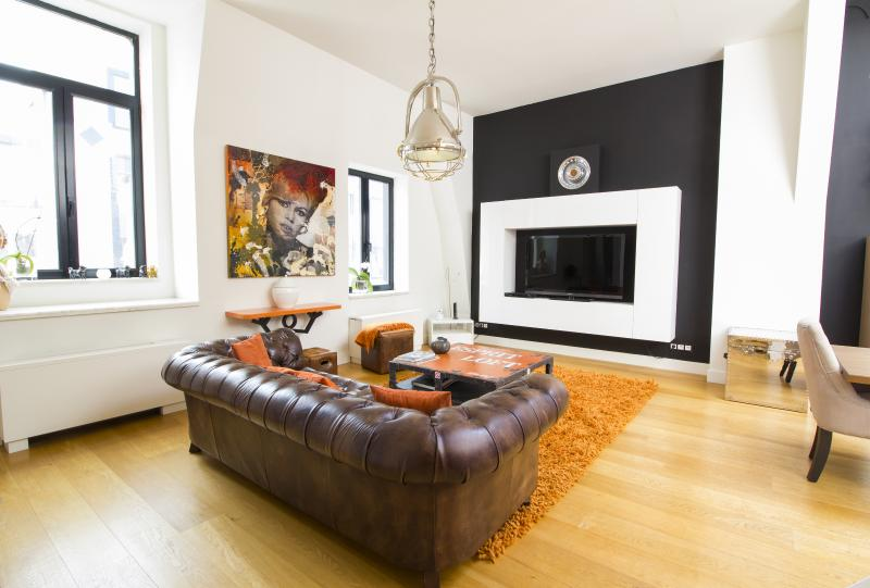 Brussels - Luxury Louise Stephanie Penthouse - Image 1 - Brussels - rentals