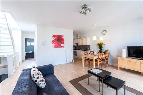 Congress Centre Apartment A6 - Image 1 - Amsterdam - rentals