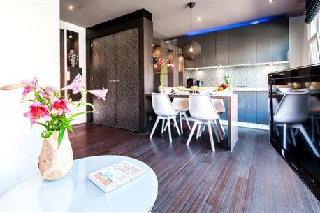 Eastern Park Apartment Suite VII - Image 1 - Amsterdam - rentals