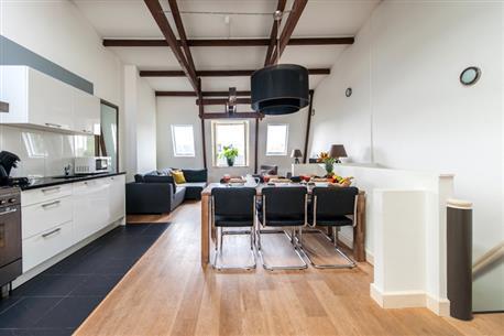 Iris Penthouse - Image 1 - Amsterdam - rentals