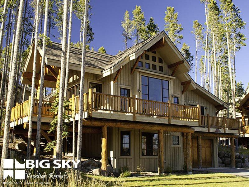Moonlight Mountain Home Bear Path - Image 1 - Big Sky - rentals
