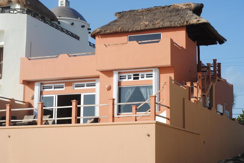Casa Vidrio de Mar - Casa Vidrio de Mar - 3RB/2BA Caribbean Front Home - Isla Mujeres - rentals
