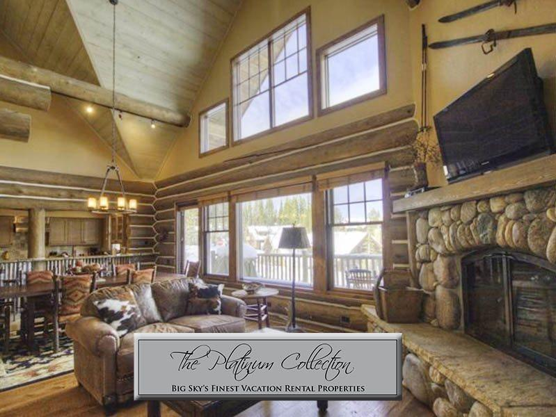 Powder Ridge Manitou 13 (Aspen Leaf Lodge) - Image 1 - Big Sky - rentals
