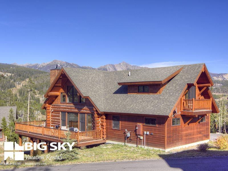 Powder Ridge Rosebud 13 (Cabin 13) - Image 1 - Big Sky - rentals