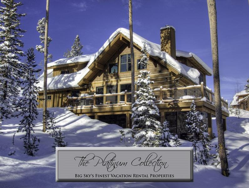 Brand NEW Luxury 5 Bedroom Cabin - Powder Ridge Oglala 2B (Lone Peak Lodge) - Big Sky - rentals