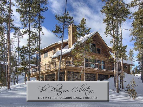 Powder Ridge Oglala 4B (Elk Hollow) - Image 1 - Big Sky - rentals