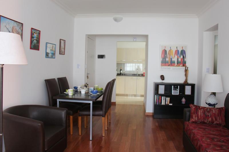 Living/Dining (NB precio en US$) - Modern quiet apartment in the heart of Palermo - Buenos Aires - rentals
