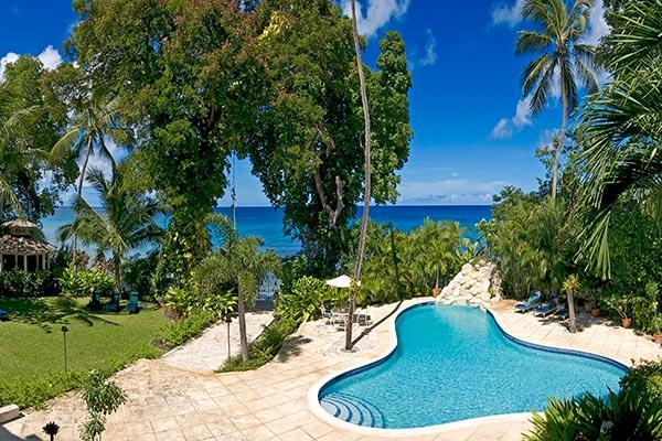 Billa with a pool and ocean views. AA RCH - Image 1 - Barbados - rentals