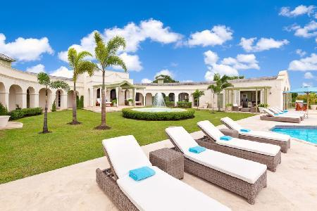 Marsh Mellow offers standout 360° views from every room with chic pool & grounds - Image 1 - Saint James - rentals