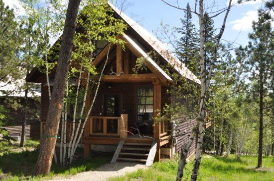 Iron Horse Cabin (Formerly Frontier Cabin) - Image 1 - Lead - rentals