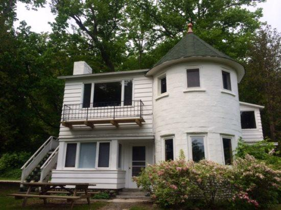 Front View - Lower Terrace Towers at Historic Three Pines Resort - Frankfort - rentals