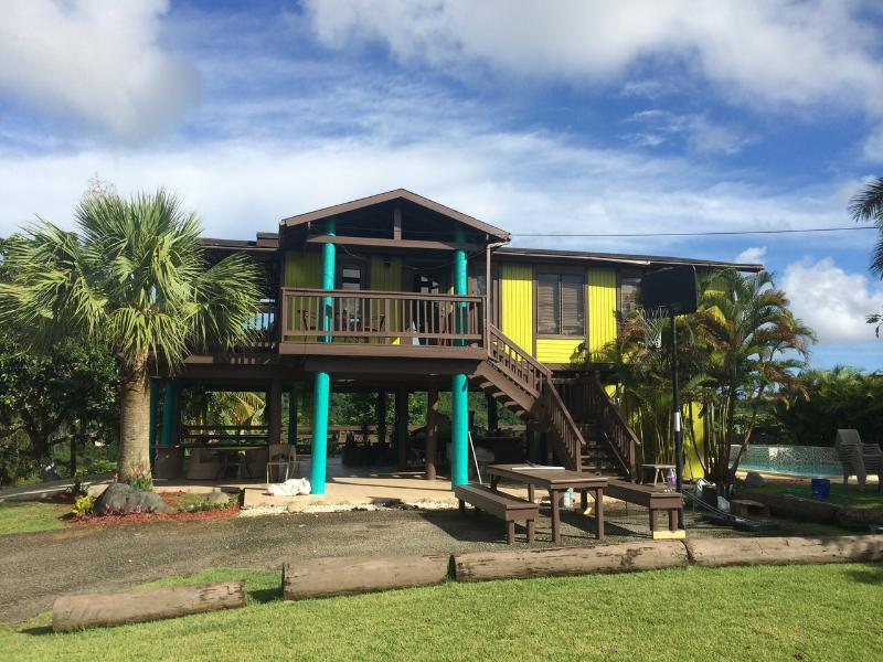 Carabali-Spacious Chalet-Rainforest & Beach View - Image 1 - Luquillo - rentals