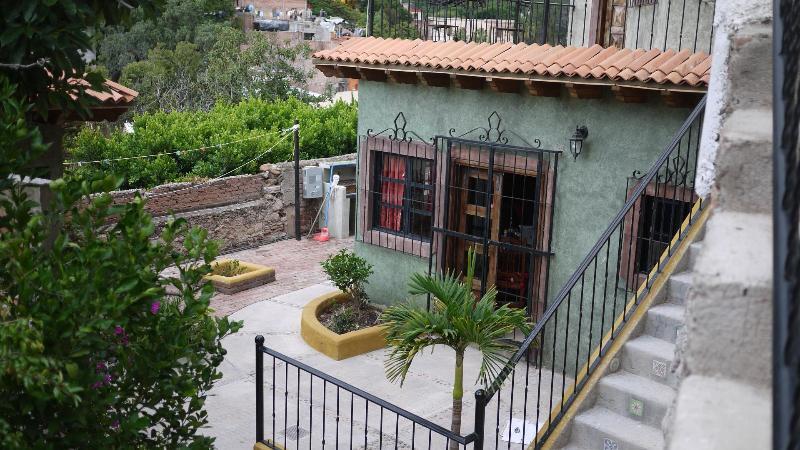 Casa Secreto: Garden & Pool - Villa Casa Secreto; Garden & Pool - Guanajuato - rentals