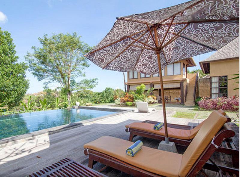 12mx7m Infinity Pool with stunning view - PROMO 20%  OFF 2BR-7BR VILLA POOL NEAR BEACH - Canggu - rentals