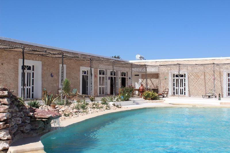 Piscine avec sa cascade - Dar De La Milonga Chambres d'Hôtes dans une maison - Essaouira - rentals