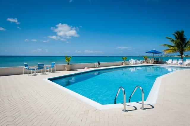 2 Bedroom 2 Bathroom Ocean Front Condo #15 - Image 1 - Grand Cayman - rentals