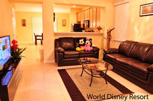 Beautiful 3 Bedroom Townhouse at Paradise Cay Resort with WiFi - Image 1 - Kissimmee - rentals