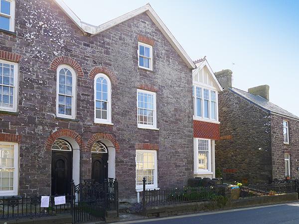 Holiday Cottage - 44 High Street, St Davids - Image 1 - Saint Davids - rentals