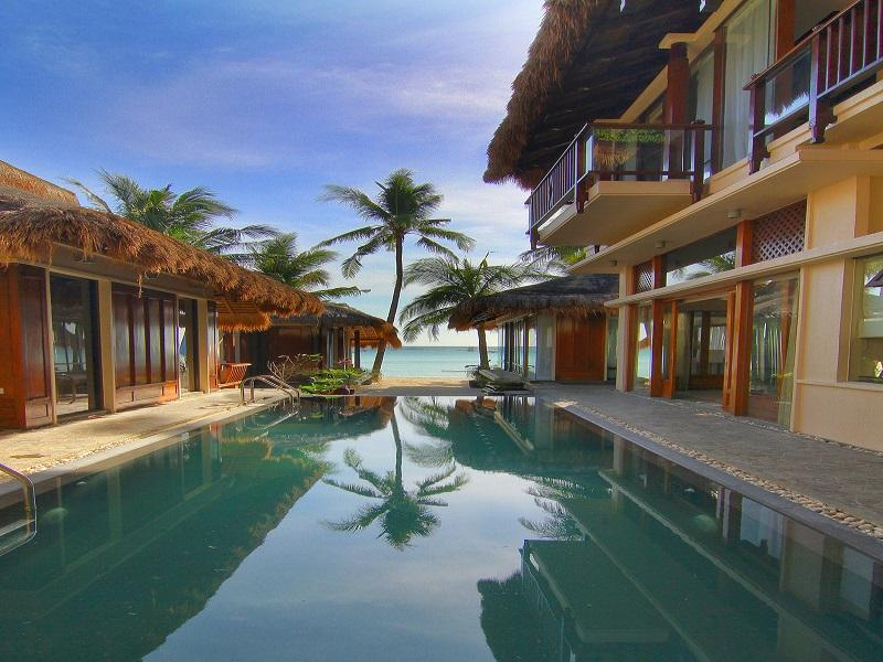 Nezima Beach House - Image 1 - Malay - rentals