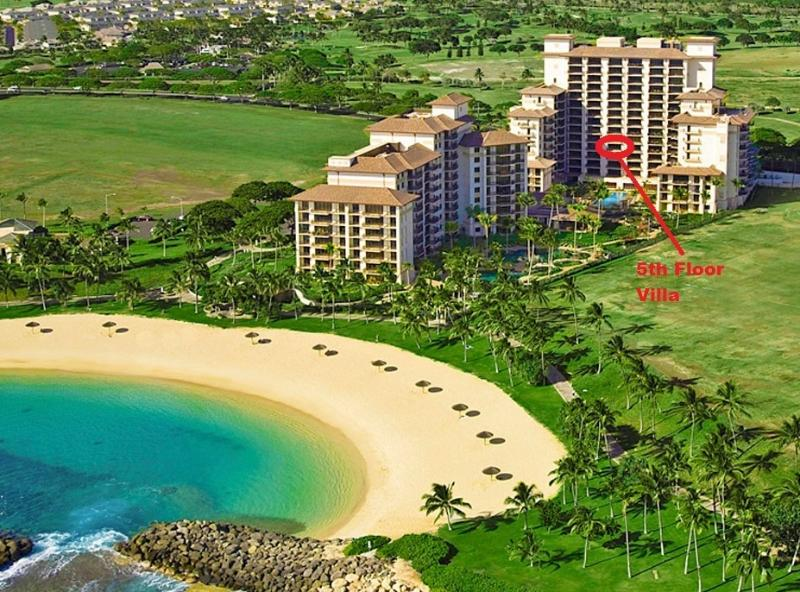 Location - Ocean Tower 2 Bedrm Villa with Pool & Ocean View - Kapolei - rentals