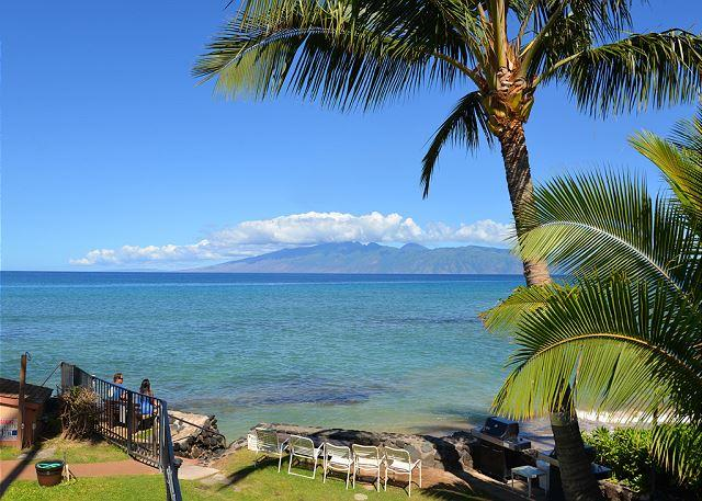 Hale Kai # 220 – Your Home by the Sea in West Maui - Image 1 - Lahaina - rentals