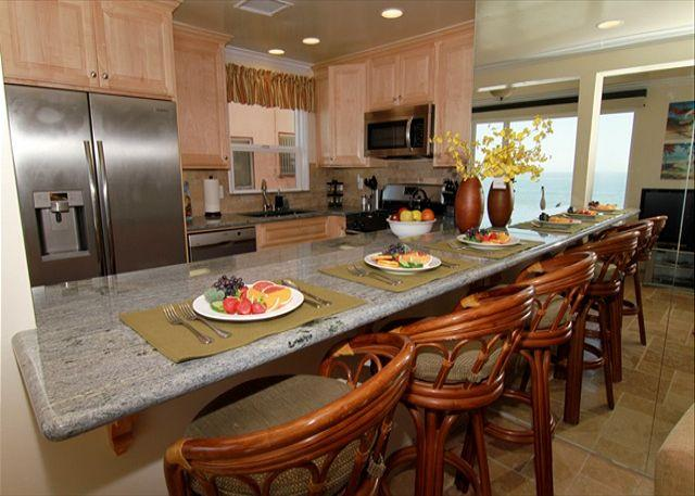 6br, 6.5ba Beachfront Vacation Rental in Downtown Carlsbad - Image 1 - Carlsbad - rentals
