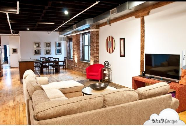 Big,Bright 3bed Loft /Mulberry- Key 784 - Image 1 - New York City - rentals