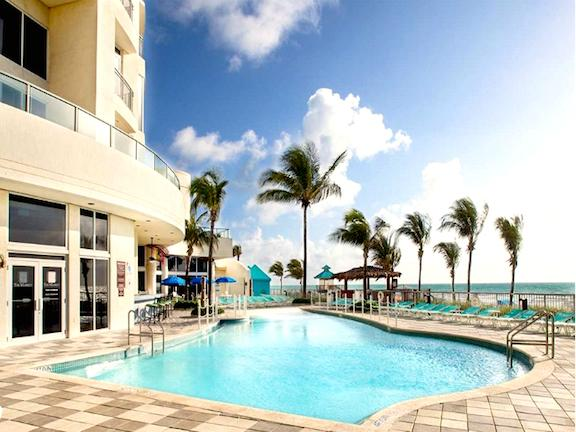 Ocean Point Resort - 2BR Direct Ocean front Beach resort Ocean Point - Sunny Isles Beach - rentals