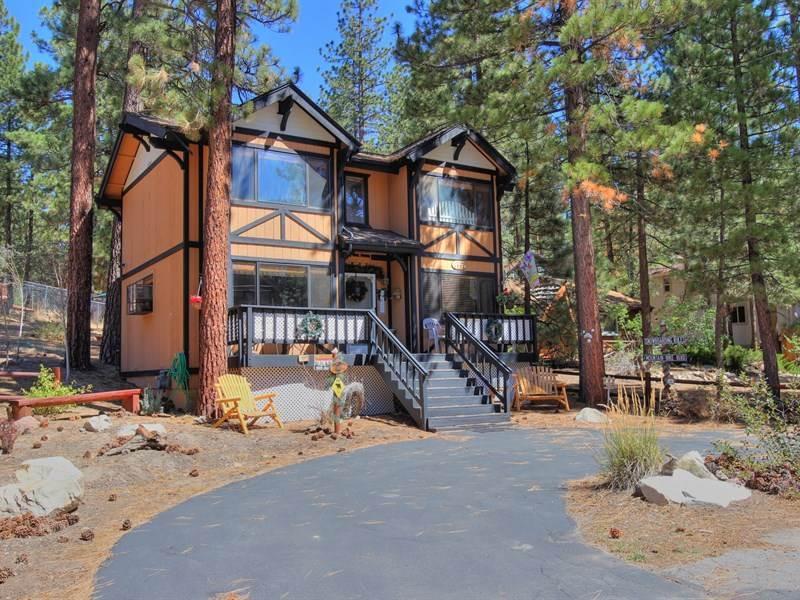Bear Mountain Escape   #878 - Image 1 - Big Bear Lake - rentals