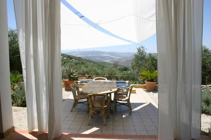 Villa San Cristobel - sleeps 10, charming finca - Image 1 - Province of Granada - rentals