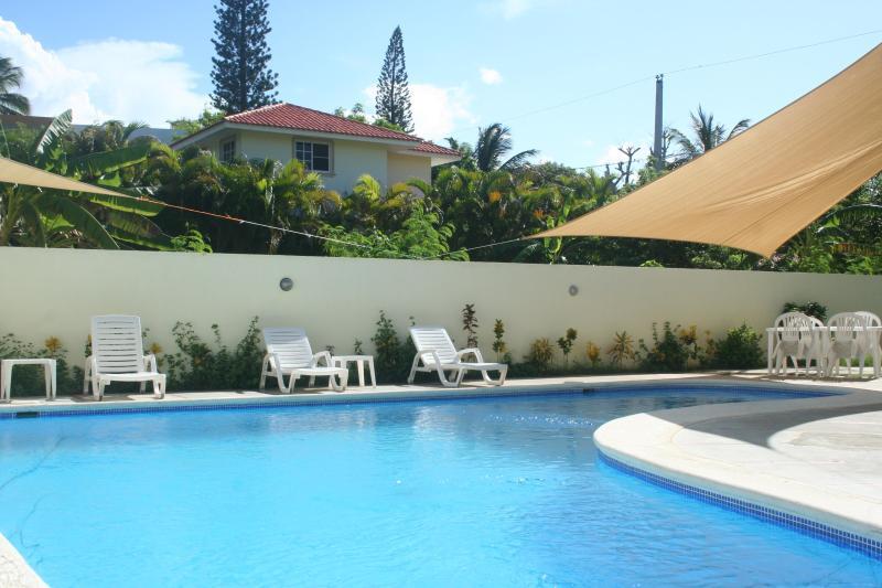 Pool - Beach two bedroom apartament with a/c #5 - Puerto Plata - rentals
