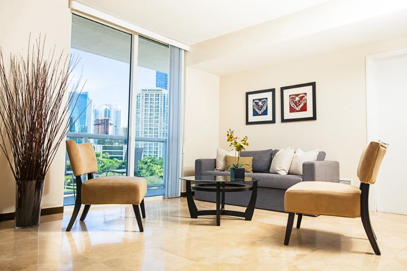 Habitat Tower 1 > 1 Bed / 1 Bath - Image 1 - Coconut Grove - rentals