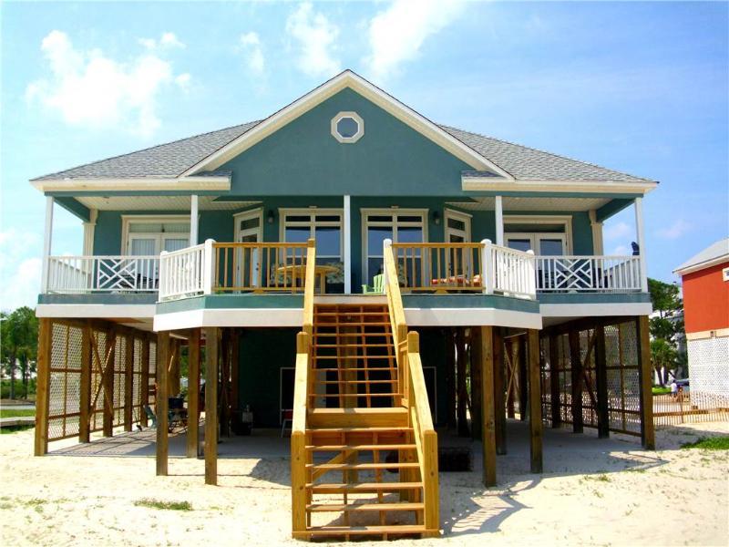 Hicks House - Image 1 - Dauphin Island - rentals