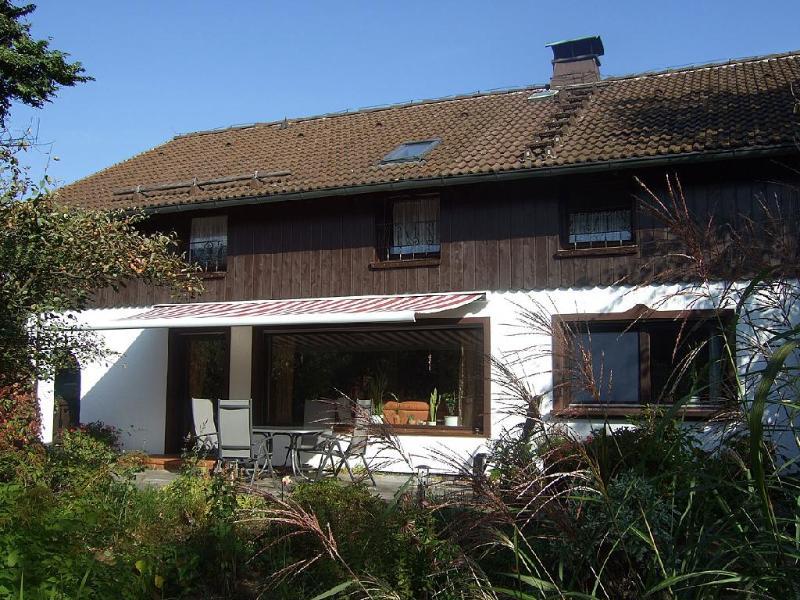 Vacation Apartment in Weissenstadt - 398 sqft, comfortable, balcony (# 2140) #2140 - Vacation Apartment in Weissenstadt - 398 sqft, comfortable, balcony (# 2140) - Weissenstadt - rentals