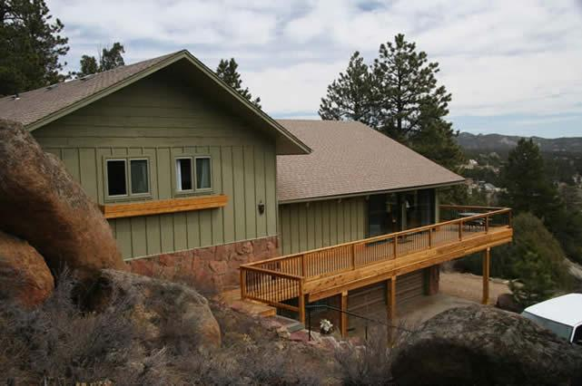 Enjoy a Unique Mountain Experience - Old Man Lookout - Estes Park - rentals