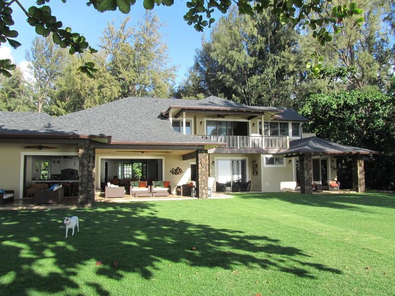 Ho'onanea Beach Villa - Ho'onanea Beach Villa - Haleiwa - rentals