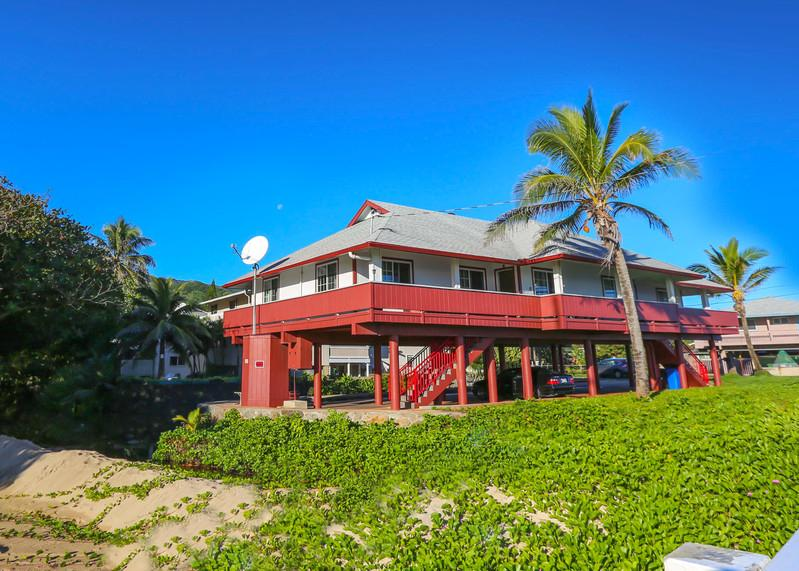 Seaside Haven - Steps from Sand, w/ Amazing Ocean Views - Seaside Haven - Steps from Sand, w/ Amazing Ocean Views - Hauula - rentals