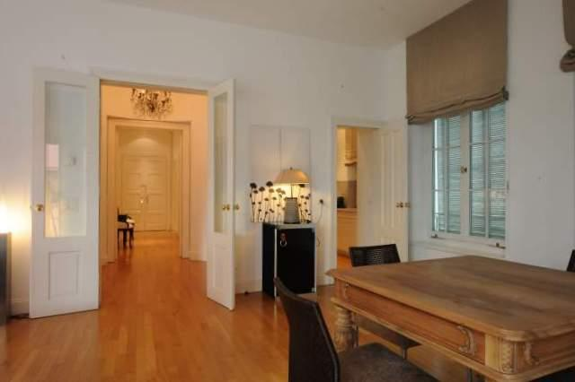 Dining Area - The Van Buren Apartment at Palais Kraft - Switzerland - rentals