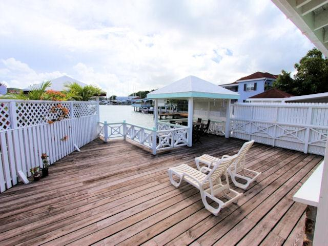 Lime Cottage - Image 1 - Jolly Harbour - rentals