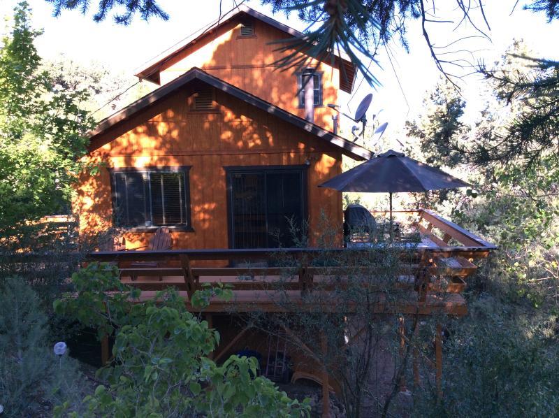 Mountain Serenity - Modern Mountain Cabin, Serenity and Sunshine - Pine Mountain Club - rentals