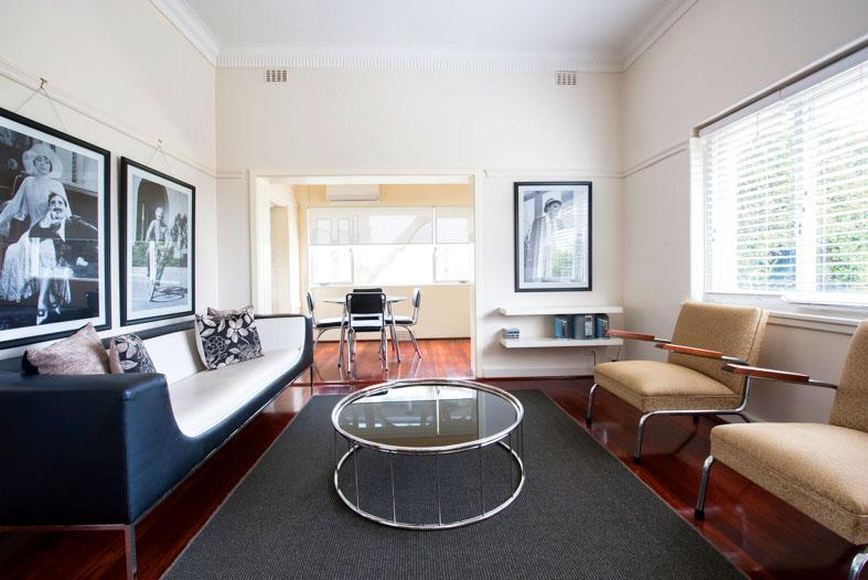 Living area - Cottesloe Bel-Air Apartment - Perth - rentals