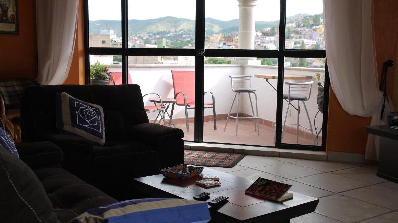 Casa de Cata - Views, Breezes, truly memorable! - Casa de Cata: Quiet, Comfortable, truly Memorable. - Guanajuato - rentals